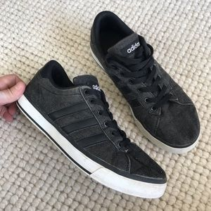 the best attitude 93689 ca481 adidas Shoes - Adidas daily 2.0 black sneakers artF76263
